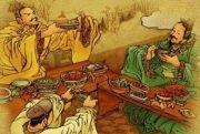 古代为啥流行分餐制-合餐制是如何兴起的?